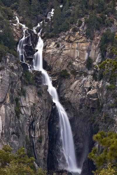 Wall Art - Photograph - Cascade Creek- Yosemite by Jim Dohms