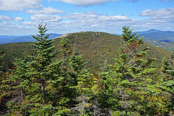 Photograph - Cascade Mountain Peak As Seen From Porter Peak Adirondacks by Toby McGuire