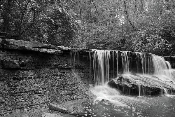 Photograph - Cascade by Russell Todd