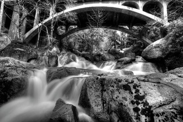 Photograph - Cascade Underbridge by David Andersen