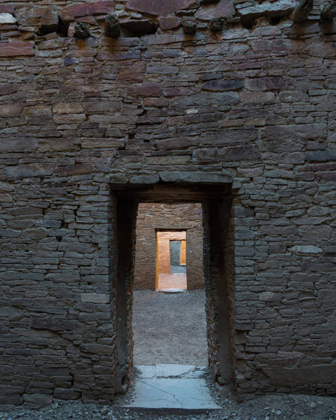 Chaco Canyon Wall Art - Photograph - Cascading Doors by Joseph Smith