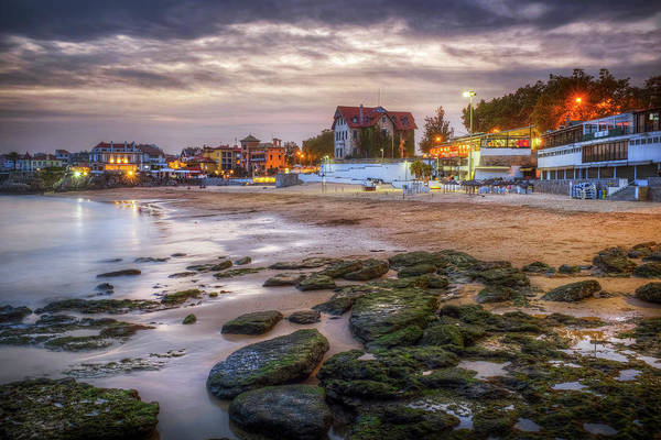 Wall Art - Photograph - Cascais Beach by Carlos Caetano