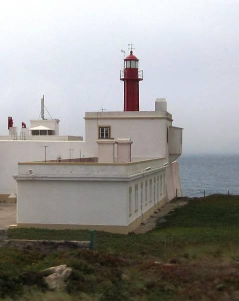 Photograph - Cascais Lighthouse II Portugal by John Shiron