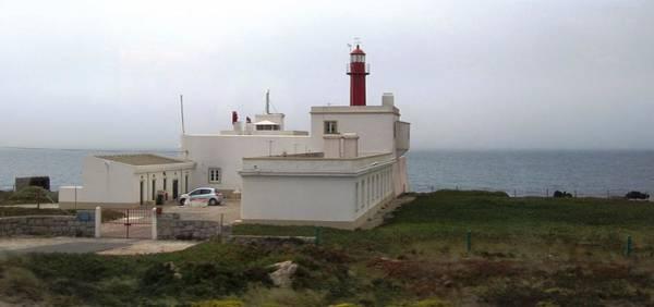 Photograph - Cascais Lighthouse Portugal by John Shiron