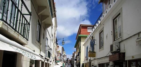 Photograph - Cascais Promenade Portugal by John Shiron