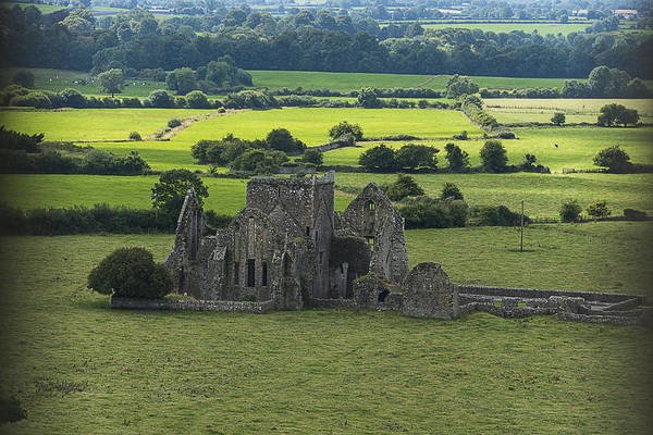 Photograph - Cashel Hore Abbey by Enrico Pelos