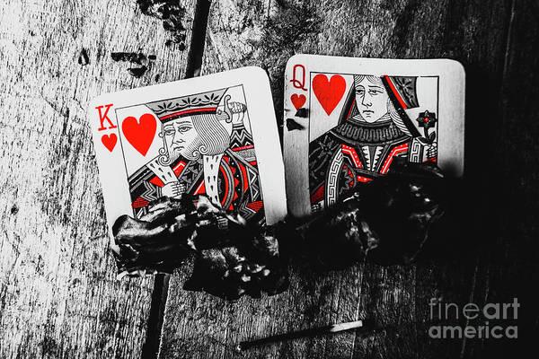 Hot Photograph - Casino Hot Streak  by Jorgo Photography - Wall Art Gallery