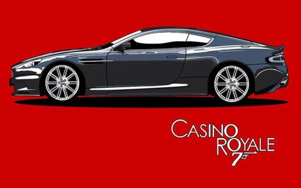 Casino Royale Digital Art - Casino Royale by Armands Deglavs