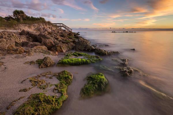 Photograph - Caspersen Beach Sunset 2 by Paul Schultz