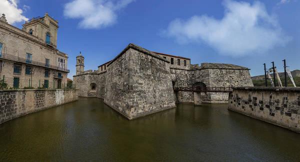 Fortification Photograph - Castillo De La Real Fuerza by Bridget Calip