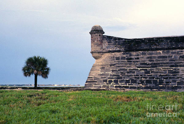 Photograph - Castillo De San Marcos 2 by Thomas R Fletcher