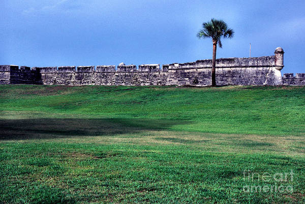 Photograph - Castillo De San Marcos 3 by Thomas R Fletcher
