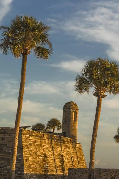 Photograph - Castillo De San Marcos Dawn II by Joan Carroll