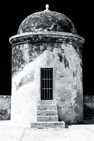 Photograph - Castillo San Felipe De Barajas by John Rizzuto