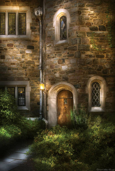 Photograph - Castle - Enter If You Dare by Mike Savad