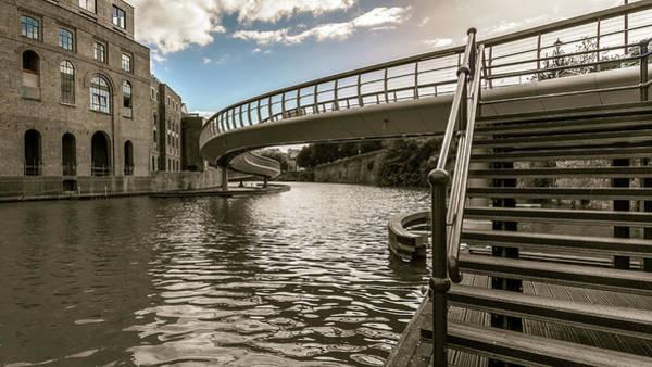 Photograph - Castle Bridge A Bristol England by Jacek Wojnarowski