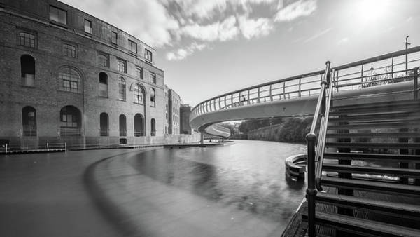 Photograph - Castle Bridge B Bristol England by Jacek Wojnarowski