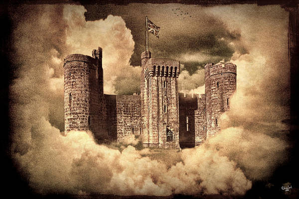 Photograph - Castle In The Clouds by Chris Lord