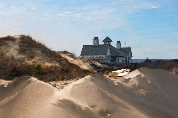 Photograph - Castle In The Sand by Robin-Lee Vieira