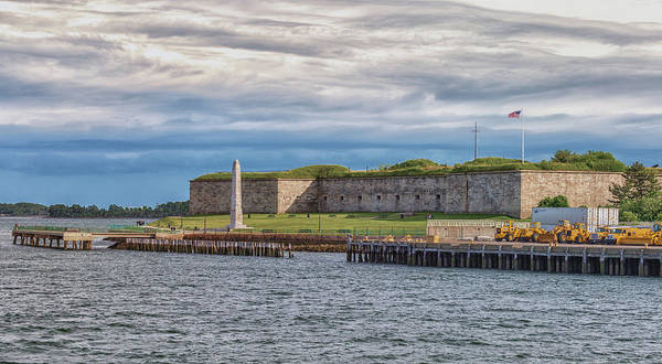 Photograph - Castle Island by Brian MacLean