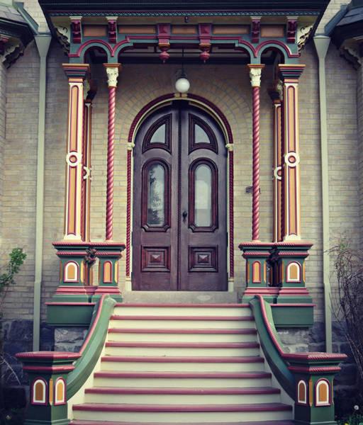 Photograph - Castle Kilbridge Entrance by Cyryn Fyrcyd