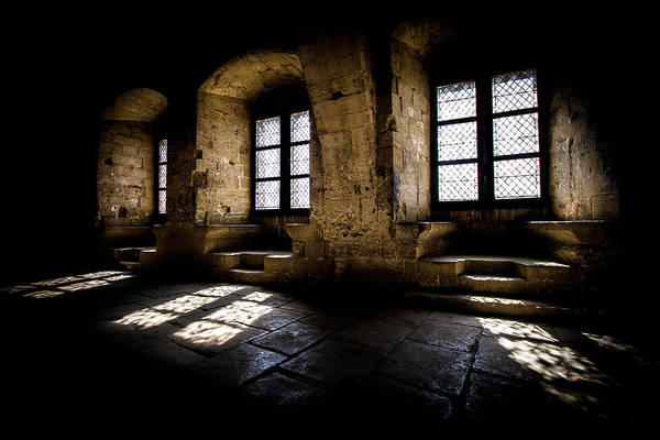 Photograph - Castle Light by Jason Smith