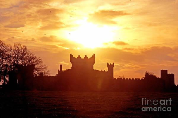 Photograph - Castle Northern Ireland by Thomas R Fletcher
