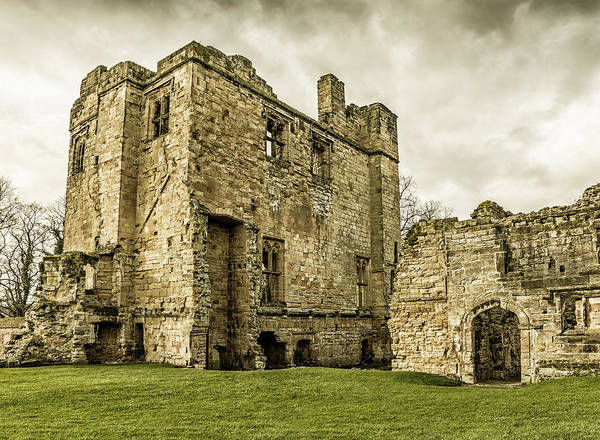 Photograph - Castle Of Ashby by Nick Bywater