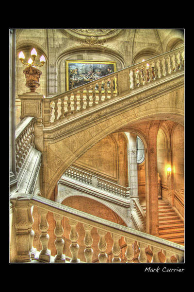 Photograph - Castle Stairs by Mark Currier