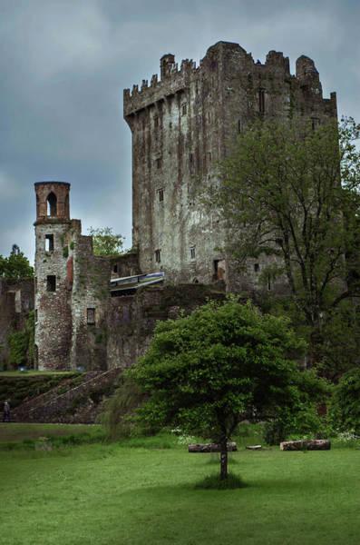 Photograph - Castle Turret by Sharon Popek