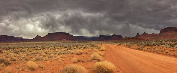 Wall Art - Photograph - Castle Valley by Jason Keefe