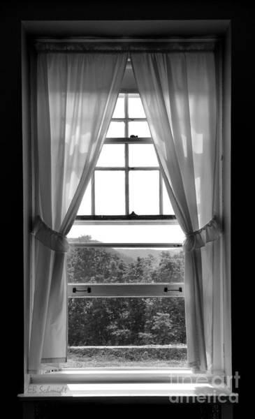 Photograph - Castle Window by E B Schmidt
