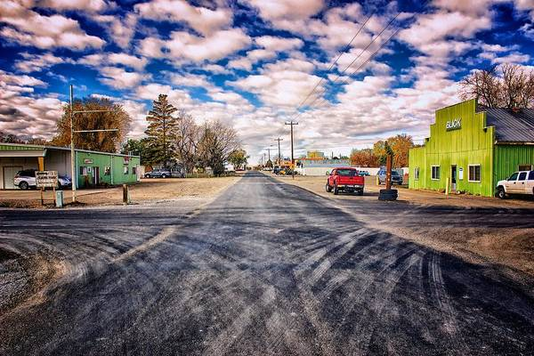Photograph - Castleford Idaho by Michael Rogers