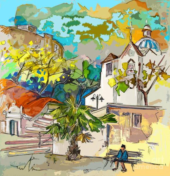 Wall Art - Painting - Castro Marim Portugal 13 Bis by Miki De Goodaboom