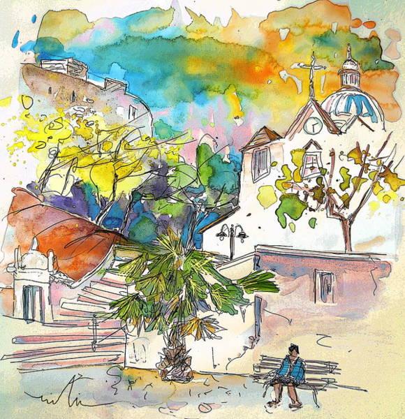Wall Art - Painting - Castro Marim Portugal 13 by Miki De Goodaboom