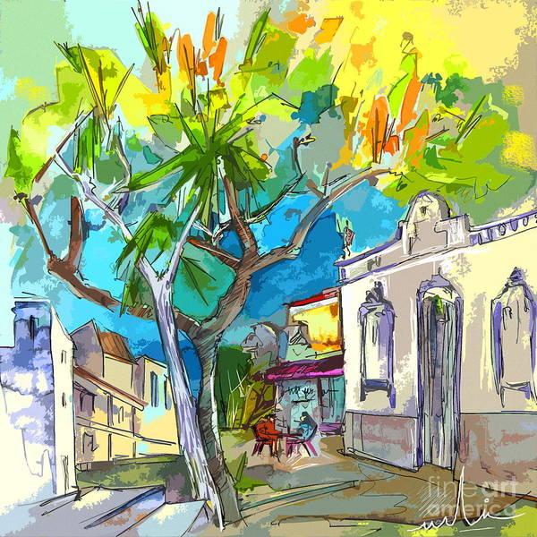 Wall Art - Painting - Castro Marim Portugal 14 Bis by Miki De Goodaboom