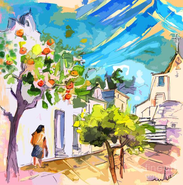 Wall Art - Painting - Castro Marim Portugal 15 Bis by Miki De Goodaboom