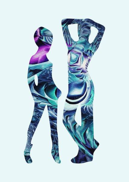 Lax Digital Art - Casual by Anastasiya Malakhova