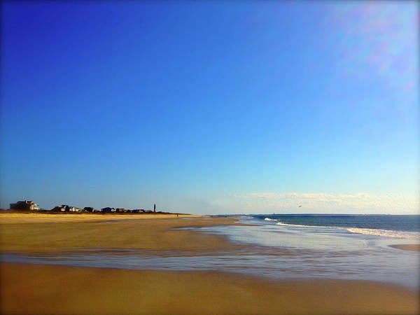 Digital Art - Caswell Beach Morning by Gina Harrison