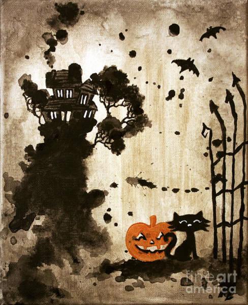Painting - Cat Thirtyone by Tim Musick