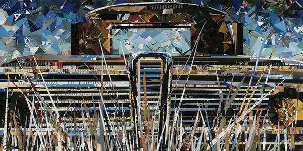Painting - Catalina Abandon by Noelle Dumas