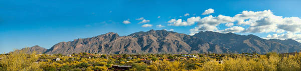 Photograph - Catalina Mountain Panorama by Dan McManus