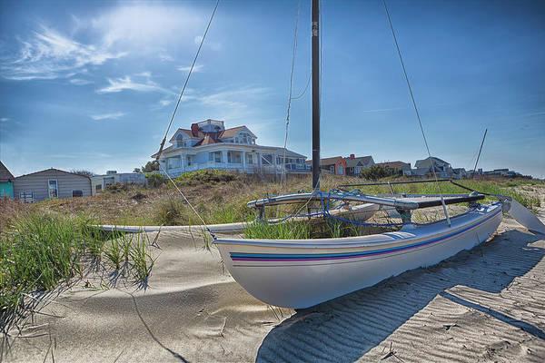 Photograph - Catamaran  by Pete Federico