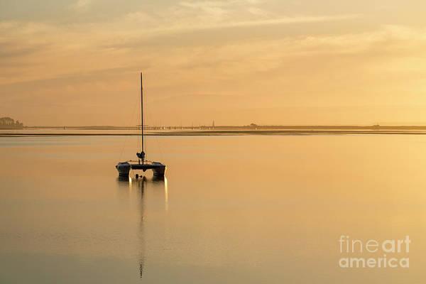 Wall Art - Photograph - Catamaran Sunset by Sheila Smart Fine Art Photography
