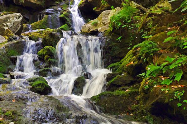 Photograph - Catawaba Falls by Ginger Wakem