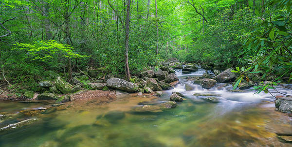 Photograph - Catawba River Panorama  by Ranjay Mitra
