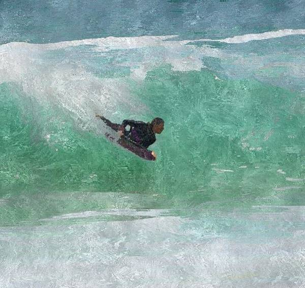 Photograph - Catch A Wave by Bill Hamilton