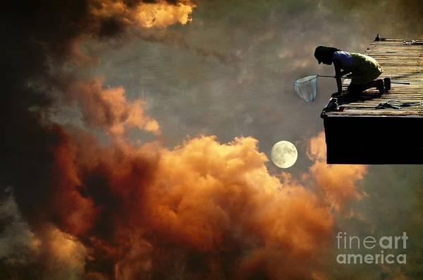 Wall Art - Photograph - Catch The Moon by Sonya Kanelstrand