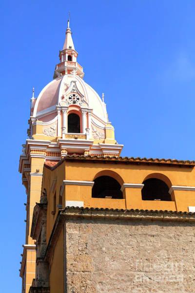Photograph - Catedral Basilica Metropolitana De Santa Catalina De Alejandria by John Rizzuto