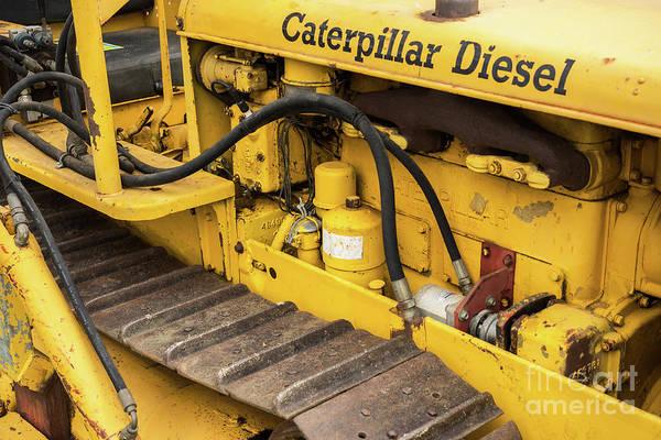 Caterpillar Machine Art | Fine Art America